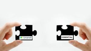 Unant Acquires Cosential https://pixabay.com/photos/hand-keep-puzzle-finger-match-523231/