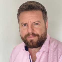 Richard Orange, Regional Director, UK & Ireland at Forescout (Image Credit: LinkedIn)