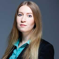 Tatyana Shishkova, Senior Malware Analyst, Kaspersky (Image Credit: LinkedIn)