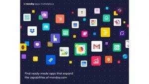 monday.com apps marketplace
