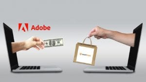 Adobe Workfront Acquisition Image credit Pixabay/Mediamodifier - SAP - EMARSYS https://pixabay.com/photos/ecommerce-selling-online-2140603/