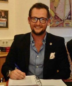 Adam Palmer, CEO, Tento Health (Image Credit: Adam Palmer)