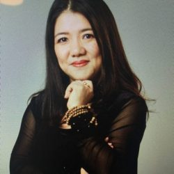 Becky Xie, vice president of sales for Greater China and Korea