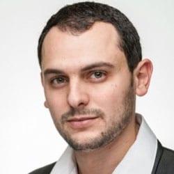 Vladi Sandler, CEO and Co-Founder at Lightspin (Image Credit: LinkedIn)
