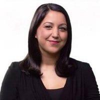Zahra Bahrololoumi, UK & Ireland Chief Executive Officer