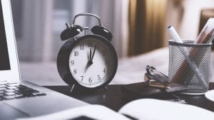 Alarm Clock Image by Jan Vašek from Pixabay