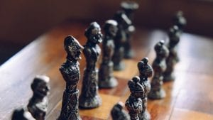 Chess Strategy Image by Free-Photos from Pixabay