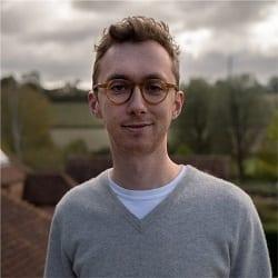 Alex Price, Founder at FINITE (Image credit.LinkedIn/Alex Price)