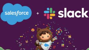 Salesforce + Slack (c) Salesforce 2020