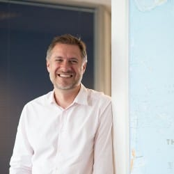 Steve Powell, Co-founder and CTO of HarmonyPSA
