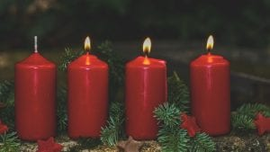 Advent Three Image by Susanne Jutzeler, suju-foto from Pixabay