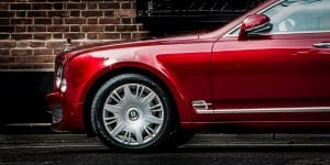 Bentley - Image by Toby Parsons from Pixabay