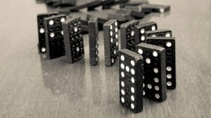 Dominos Image by Pera Detlic from Pixabay