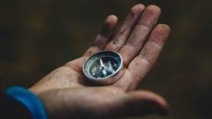 Compass Hand - Image by dima_goroziya from Pixabay