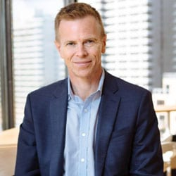 David Keane, Co-founder and CEO of Bigtincan (Image Credit: LinkedIn)