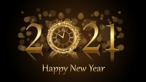 2021 New Year Image by Jeff Jacobs from Pixabay