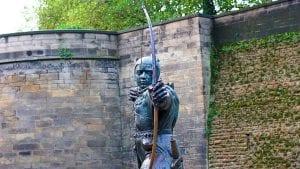 Robin Hood Image by Martin Ludlam from Pixabay