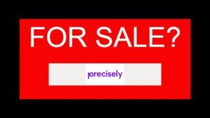 Is Precisely for Sale (c) S Brooks ,except Precisely logo (c) Precisely