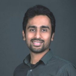 Pranav Desai, vice president of Product Management, Reputation