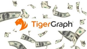 TigerGraph Funding and Image by Patrick Pascal Schauß from Pixabay