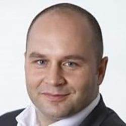 Damian Skendrovic, Executive Vice President at NTT Ltd (Image Credit: LinkedIn)