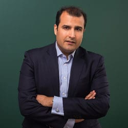 Vishal Marria, CEO of Quantexa (Image Credit; Quantexa)