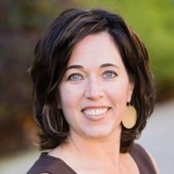Kelly Vincent, Vice President of Mid-Market Small Business Solutions at Intuit QuickBooks