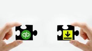 QuickBooks DocuSign Connector Image credit Pixabay/geralt https://pixabay.com/en/hand-keep-puzzle-finger-match-523231/