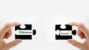 Puzzle QuickBooks Modulr - mage credit Pixabay/geralt https://pixabay.com/en/hand-keep-puzzle-finger-match-523231/