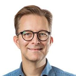 Stefan Eriksson, CMO, Konftel (Image Credit: LinkedIn)