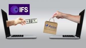 IFS Axios Systems Acquisition Image credit/Pixabay/Tumisu)