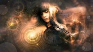 Fantasy Girl highlight Image by Stefan Keller from Pixabay