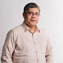 Debashis Chatterjee, Chief Executive Officer and Managing Director, Mindtree (Image Credit: LinkedIn)