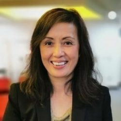Emily He, SVP of HCM Marketing, Oracle