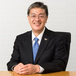 Yuki Kusumi, CEO, Panasonic (Image Credit: Panasonic)