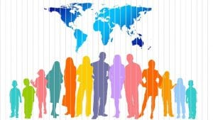 Global Talent Mobility Image by Gerd Altmann from Pixabay