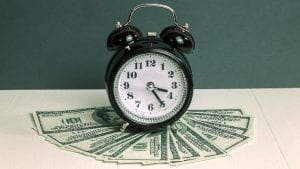 Dollar time - Image by Natali Samorod from Pixabay