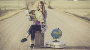 Globe Trotter Journeys Image by Lorri Lang from Pixabay