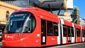 urbos-Light rail train (c) CAF