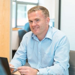 Chris Stock, CEO and Founder Percipient