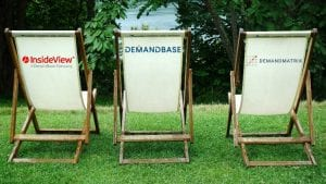 Demandbase acquires InsideView and DemandMatrix Image by Andrew Martin from Pixabay