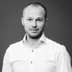 Johan Bäckarlin, CEO at Voyado
