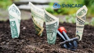 Syncari Funding Image by TheDigitalWay from Pixabay