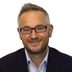 Andy Wishart, Agiloft chief product officer