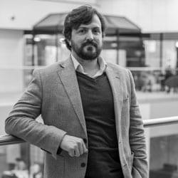 James Murphy, Director, TechVets (Image Credit: Pega)