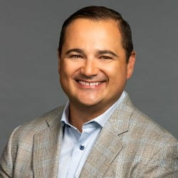 Bill Patterson, EVP and General Manager of CRM Applications at Salesforce