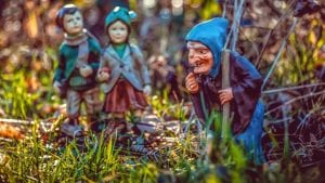 Hansel and Gretel - Image by Couleur from Pixabay