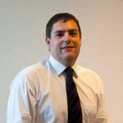 Mark Hughes, Regional Vice President UK & Ireland at Epicor Software