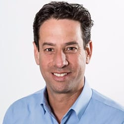 Yaniv Vardi, CEO of Claroty (Image Credit: LinkedIn)