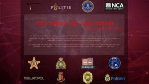 DoubleVPN Takedown (Image Credit: Europol)